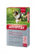Advantix Bayer краплі інсектоакарицидні для собак, 1 піпетка