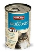 Animonda Brocconis Cat Консерви для кішок, 400 гр (курча/сайда)
