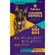 Palladium Golden Defence Капли на холку для собак (20-30 кг)