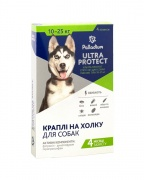 Palladium Ultra Protect, ультра протект, краплі для собак від бліх та кліщів