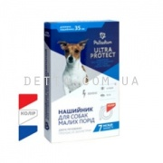 Palladium  Ultra Protect Нашийник протипаразитарний (пропоксур + флуметрин), 35 см