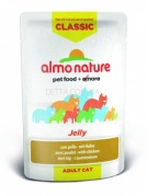 ALMO NATURE Classic Nature Jelly Pouch Cat консерва  для котів, 55 г