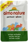 ALMO NATURE Classic Nature Jelly Pouch Cat консерва  для котів, 55 г (з тунцем)