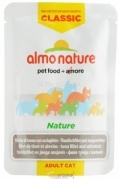 ALMO NATURE Classic Nature Jelly Pouch Cat консерва  для котів, 55 г (з тунцем і мальком)