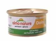 ALMO NATURE Daily Menu Cat Консерва для котів мус, 85 г