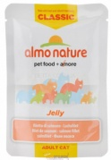 ALMO NATURE Classic Nature Jelly Pouch Cat консерва  для котів, 55 г (з лососем)