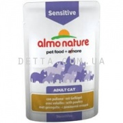 ALMO NATURE Sensitive Functional Cat Консерва при чутливому травленні, 70 г